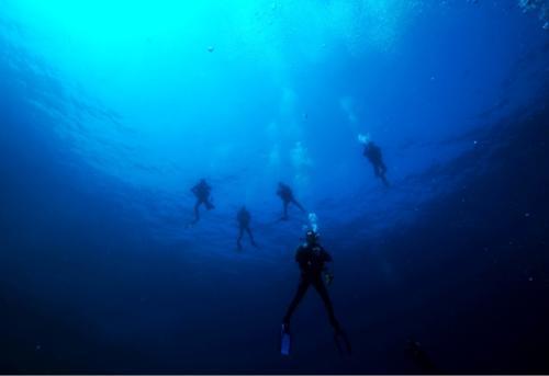 SSI Scuba Diving