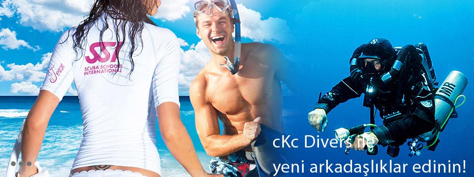 cKc Divers İle Yeni Arkadaşlıklar Edinin!