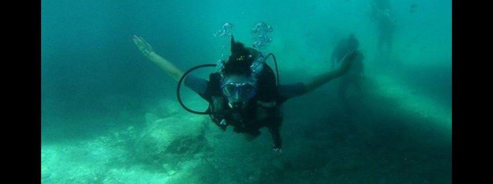 cKc Divers profesyonelleri ile sualtı ile tanışın